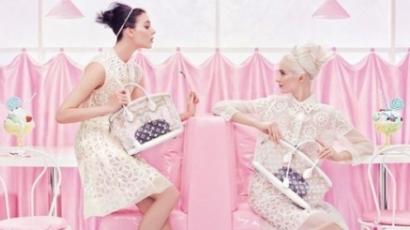 Cukrászdába csábít Louis Vuitton