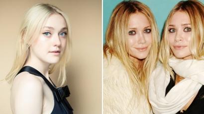Dakota Fanningot rendszeresen összetévesztik az Olsen-lányokkal