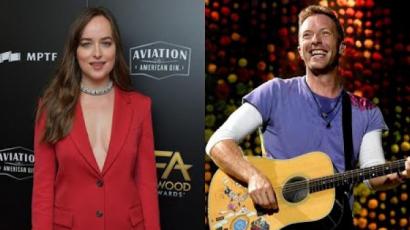 Dakota Johnson és Chris Martin újra egy pár?