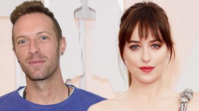 Dakota Johnson megerősítette a pletykákat – valóban Chris Martinnal randizik