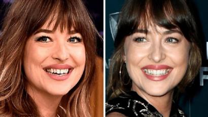 Dakota Johnson tisztázta, mitől változott meg a mosolya