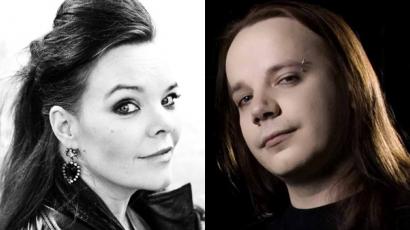Dalpremier: Anette Olzon & Jani Liimatainen – The Dark Element