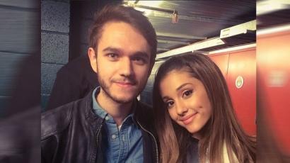 Dalpremier: Ariana Grande feat. Zedd - Break Free