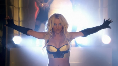 Dalpremier: Britney Spears — Perfume