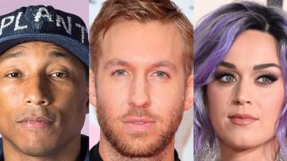 Dalpremier: Calvin Harris – Feels ft. Katy Perry, Pharrell & Big Sean