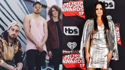 Dalpremier: Demi Lovato & Cheat Codes – No Promises