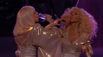 Megjelent Gaga és Aguilera duettje