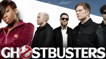 Dalpremier: Fall Out Boy – Ghostbusters feat. Missy Elliott
