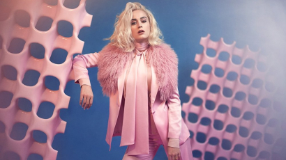 Dalpremier: Katy Perry – Chained To The Rhythm