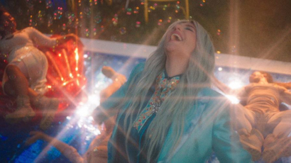 Dal– és klippremier: Kesha – Learn To Let Go