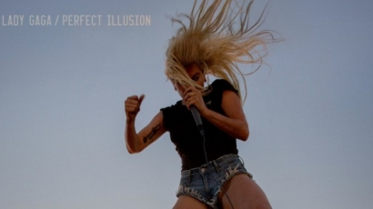 Dalpremier: Lady Gaga - Perfect Illusion