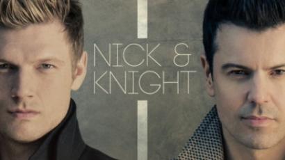 Dalpremier: Nick Carter & Jordan Knight - One More Time