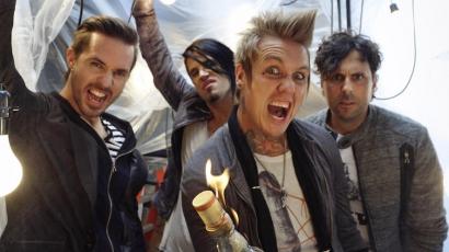 Dalpremier: Papa Roach - Warriors