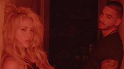 Dalpremier: Shakira feat. Maluma – Chantaje