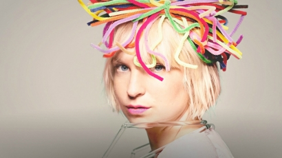Dalpremier: Sia – Never Give Up
