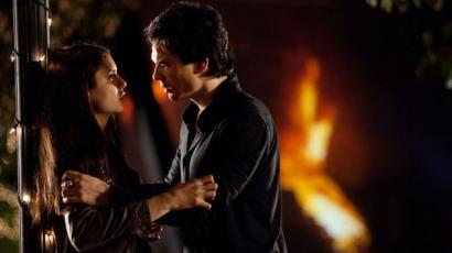 Damon és Elena: lesz még forróbb?