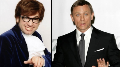 "Daniel Craig: ""Austin Powers tönkretette a Bond-legendát"""