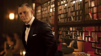 Daniel Craig miatt csúszik az új James Bond-film forgatása