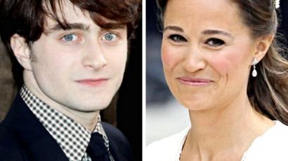 Daniel Radcliffe is Pippa Middletont akarja