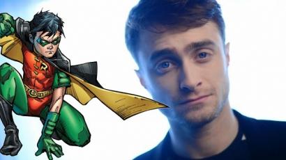 Daniel Radcliffe Robin szerepére pályázik