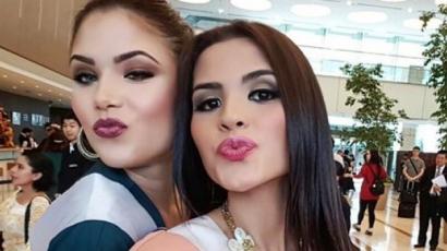 Daniela Ochoa nem a koronával, hanem egy baráttal lett gazdagabb