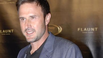 David Arquette beismerte, hogy ismét iszik