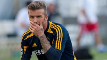 """David Beckham: """"A hírnév hatalmas megtiszteltetés"""""""