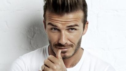 David Beckham a legcukibb sztárapuka a világon