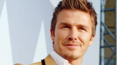 David Beckham a legszexibb pasi a Földön