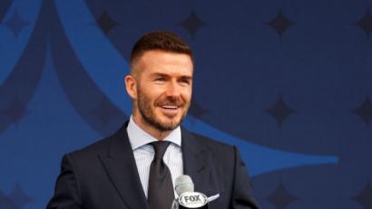 David Beckhamet csúnyán átverték, dühében azt sem tudta mit csináljon