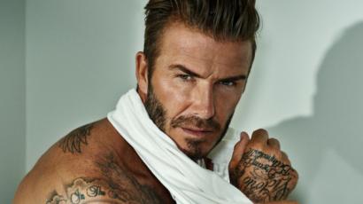 David Beckham, te vagy az? Tinédzserkori fotót posztolt a sportoló