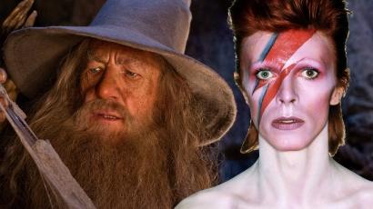 David Bowie is lehetett volna Gandalf A Gyűrűk Urában