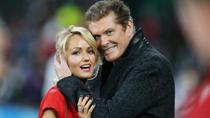 David Hasselhoff készen áll egy újabb házasságra