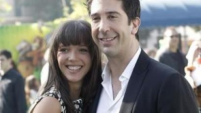 David Schwimmer titokban megházasodott