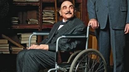 """David Suchet: """"Poirot volt a legjobb barátom"""""""