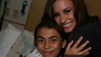 """Demi Lovato: """"A gyerekekért mindent!"""""""