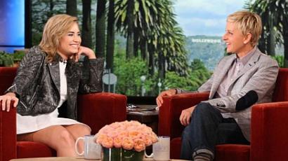 Demi Lovato depressziós és kleptomániás