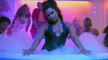 Demi Lovato elkészítette eddigi legszórakoztatóbb videoklipjét