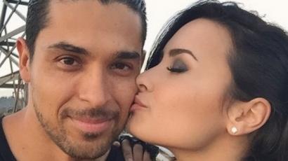 """Demi Lovato: """"Ha Wilmer holnap megkérné a kezem, igent mondanék"""""""
