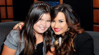 Demi Lovato kiállt kishúga mellett