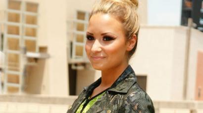 Demi Lovato még mindig partizik