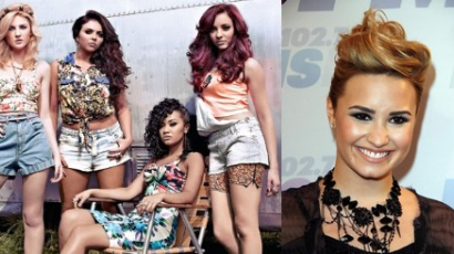 Demi Lovato megviccelte a Little Mixet