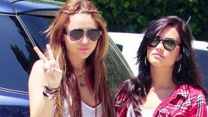 """Demi Lovato: """"Miley-val már csak köszönőviszonyban vagyunk"""""""