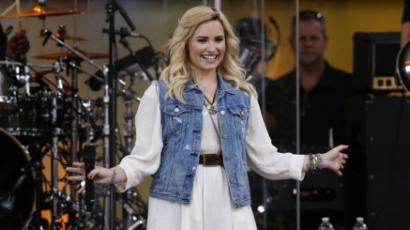 Demi Lovato rendezőként is debütált