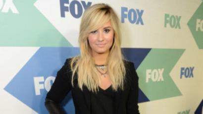 Demi Lovato rózsaszínre váltott
