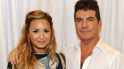 Demi Lovato nehezen viseli el Simon Cowellt