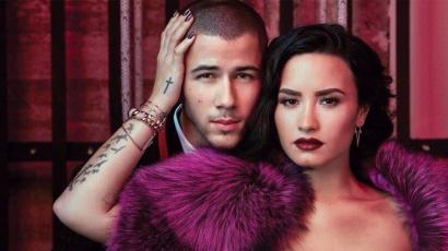 Demi Lovato szerelmes Nick Jonasba?