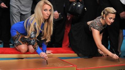 Demi Lovatót bántja, hogy Britney Spears ignorálja őt