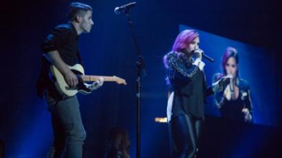 """Demi: """"Nickkel mindig egymás mellett kötünk ki"""""""