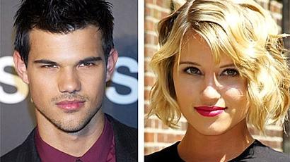 Dianna Agron és Taylor Lautner együtt?